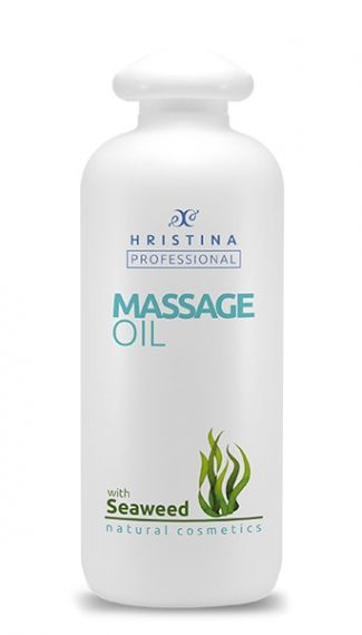 MASSAGE OIL Seaweed