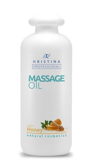 MASSAGE OIL Honey