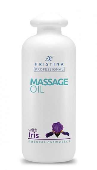MASSAGE OIL Iris