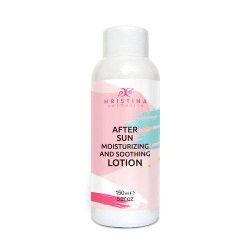 AFTER SUN CALMING & MOISTURIZING LOTION