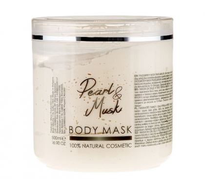 FACE&BODY MASK PEARL&MUSK