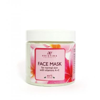Mask for Normal Skin with Vitamins A + E