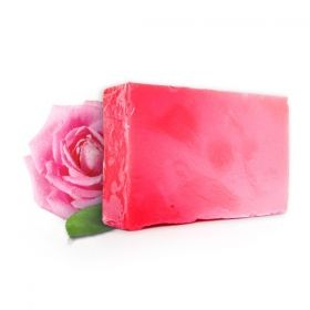 HAND MADE SOAP WITH BULGARIAN ROSE OIL