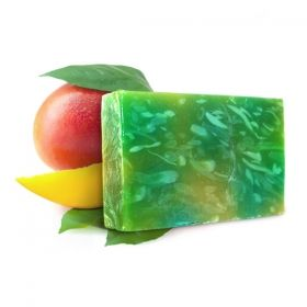 HAND MADE SOAP with MANGO BUTTER