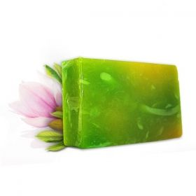 HAND MADE SOAP with MAGNOLIA EXTRACT