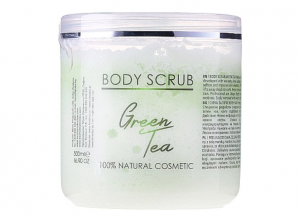BODY SCRUB GREEN TEA
