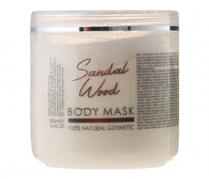 FACE&BODY MASK SANDALWOOD