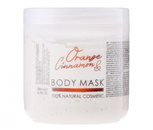 FACE&BODY MASK ORANGE AND CINNAMON